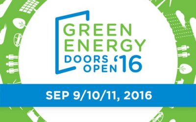 Lumesmart at Green Energy Doors Open Campaign '16