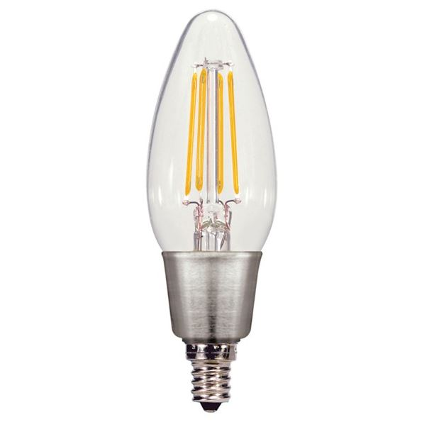 Candelabra led light lumesmart toronto residential commercial candelabra led light aloadofball Images